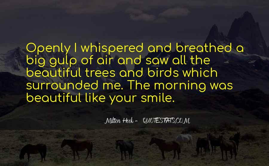 Milton Hook Quotes #46868