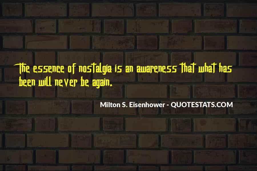 Milton S. Eisenhower Quotes #855211