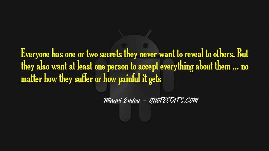 Minari Endou Quotes #312939