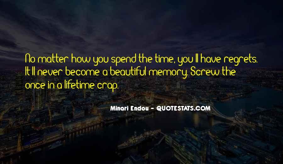 Minari Endou Quotes #619417