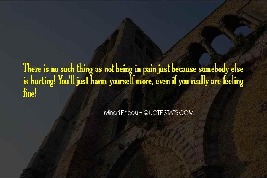Minari Endou Quotes #813725