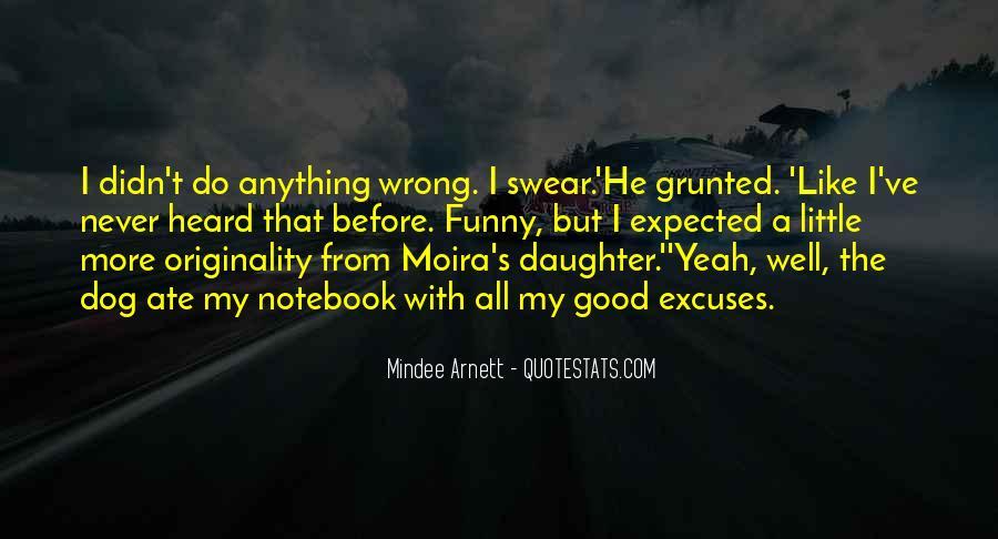Mindee Arnett Quotes #1064113