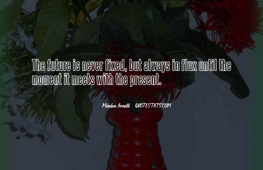 Mindee Arnett Quotes #1499590