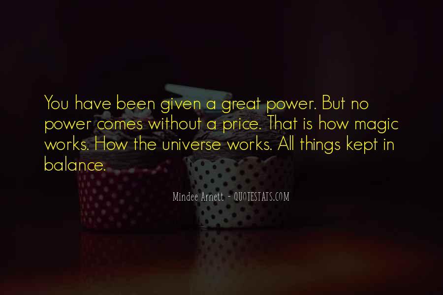 Mindee Arnett Quotes #437221