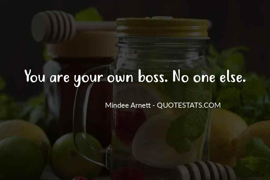 Mindee Arnett Quotes #962038