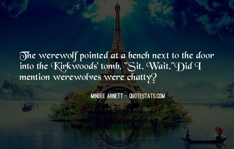 Mindee Arnett Quotes #979460