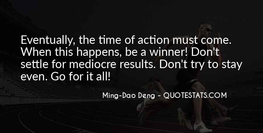 Ming-Dao Deng Quotes #1234243