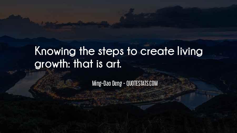 Ming-Dao Deng Quotes #1236101