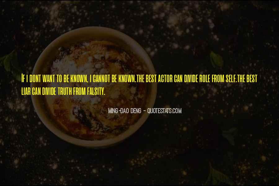 Ming-Dao Deng Quotes #1443774