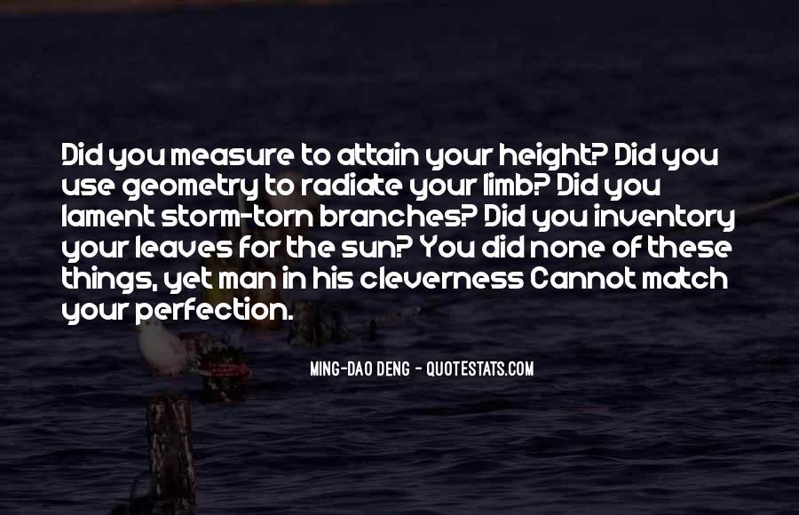 Ming-Dao Deng Quotes #1460581