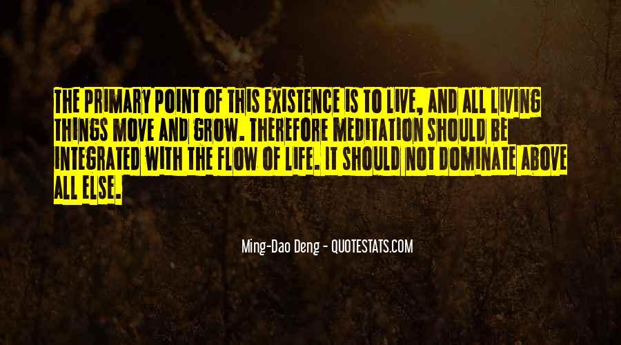 Ming-Dao Deng Quotes #1632744