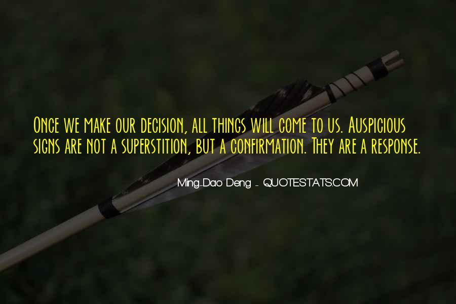 Ming-Dao Deng Quotes #251442