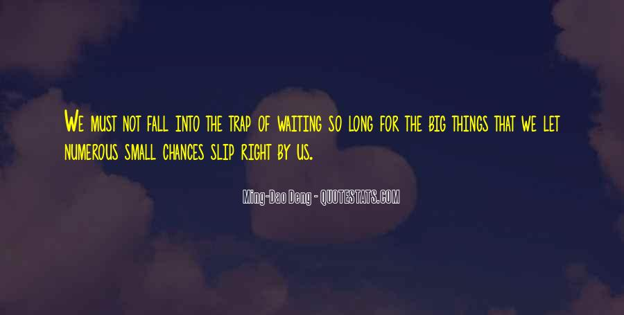 Ming-Dao Deng Quotes #33860