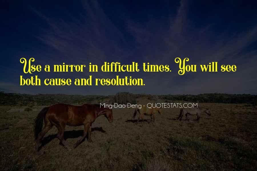 Ming-Dao Deng Quotes #436604