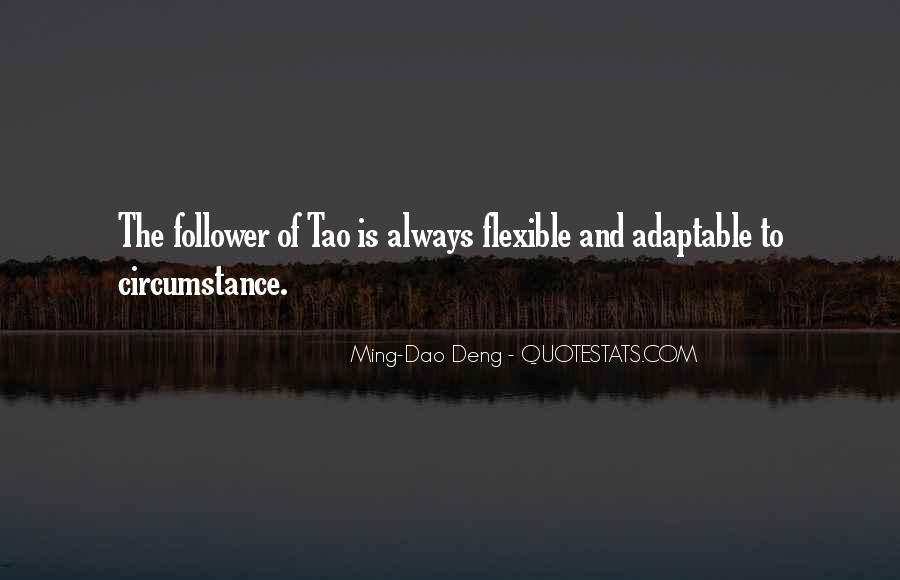 Ming-Dao Deng Quotes #45577