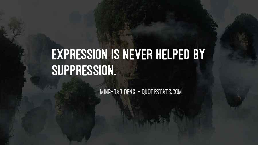 Ming-Dao Deng Quotes #469355