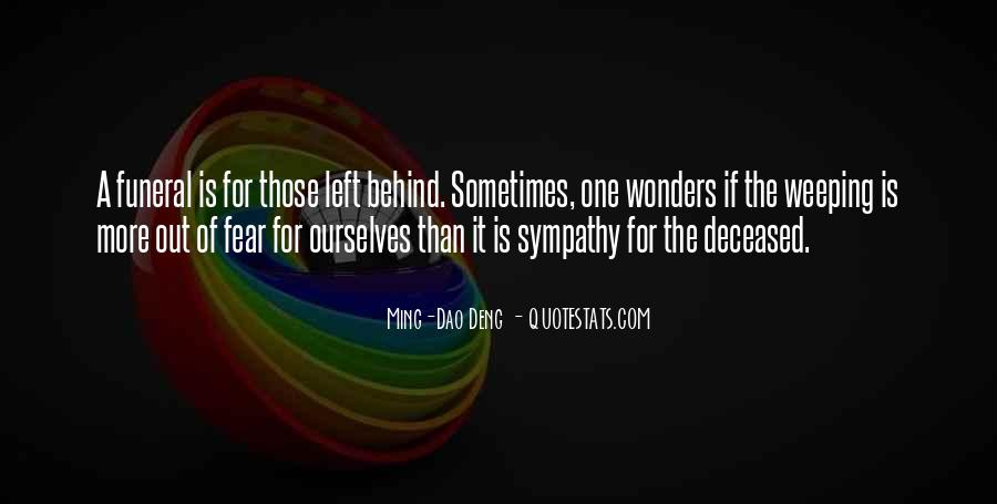 Ming-Dao Deng Quotes #599391