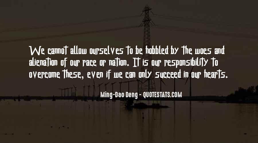 Ming-Dao Deng Quotes #693743