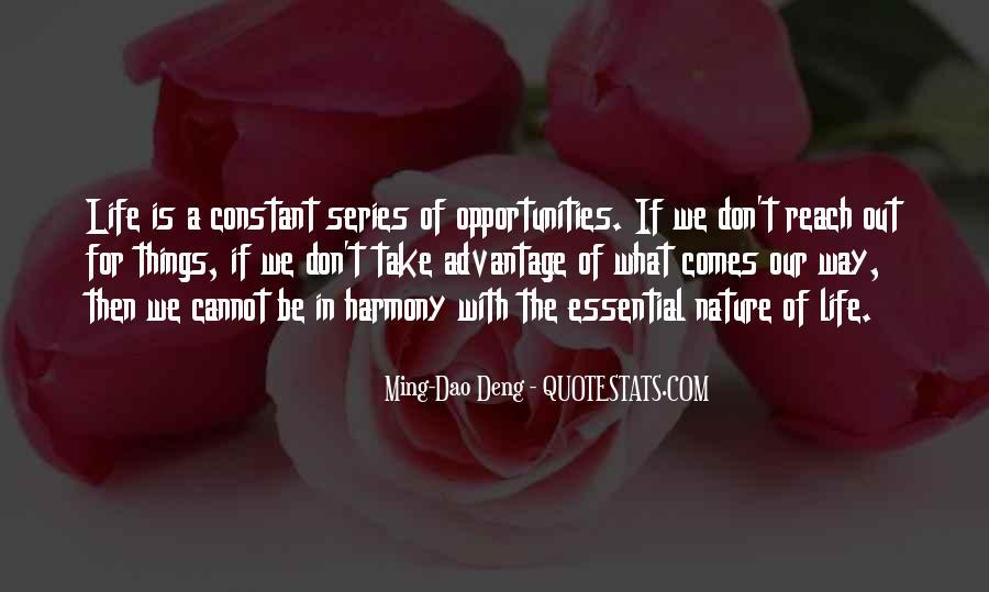 Ming-Dao Deng Quotes #694869