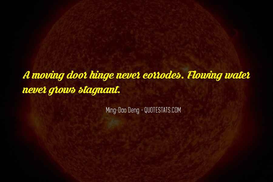Ming-Dao Deng Quotes #908066