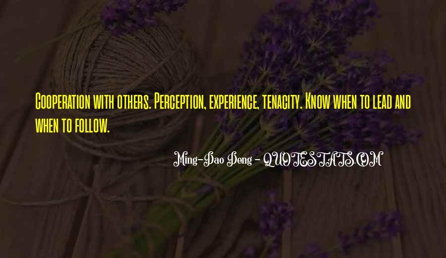 Ming-Dao Deng Quotes #933512