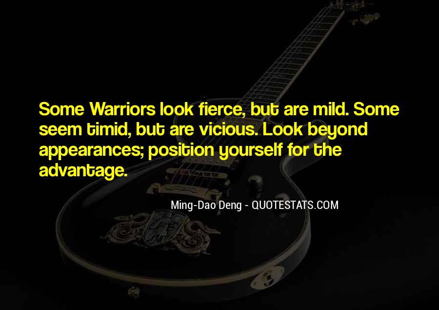 Ming-Dao Deng Quotes #983620