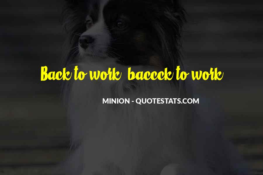 MINION Quotes #827101