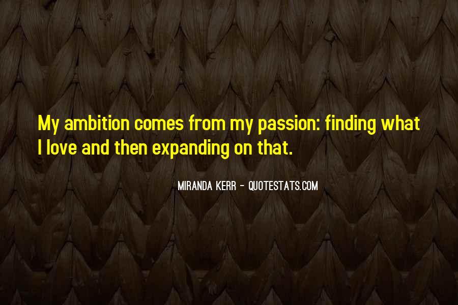 Miranda Kerr Quotes #105628