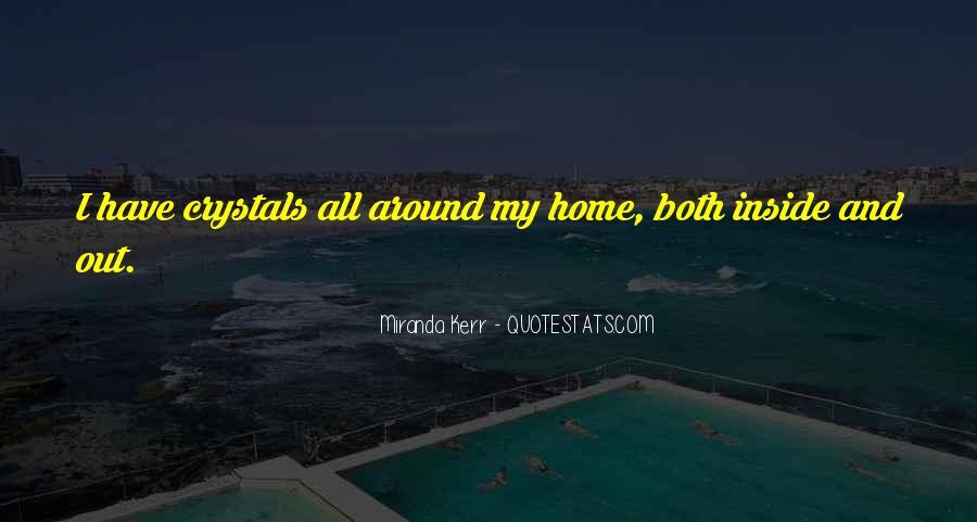 Miranda Kerr Quotes #1125984