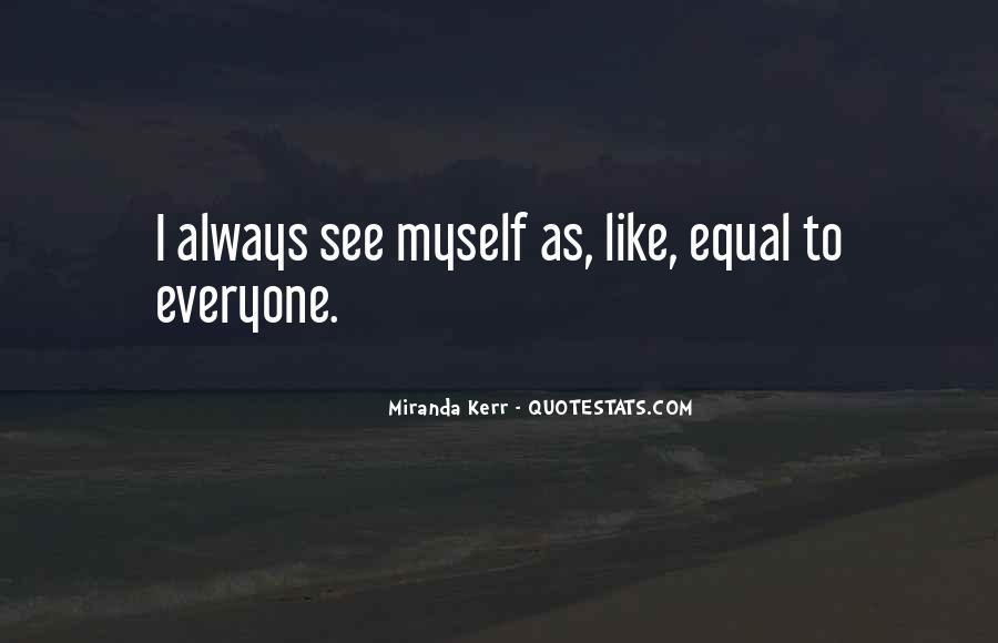 Miranda Kerr Quotes #1257591