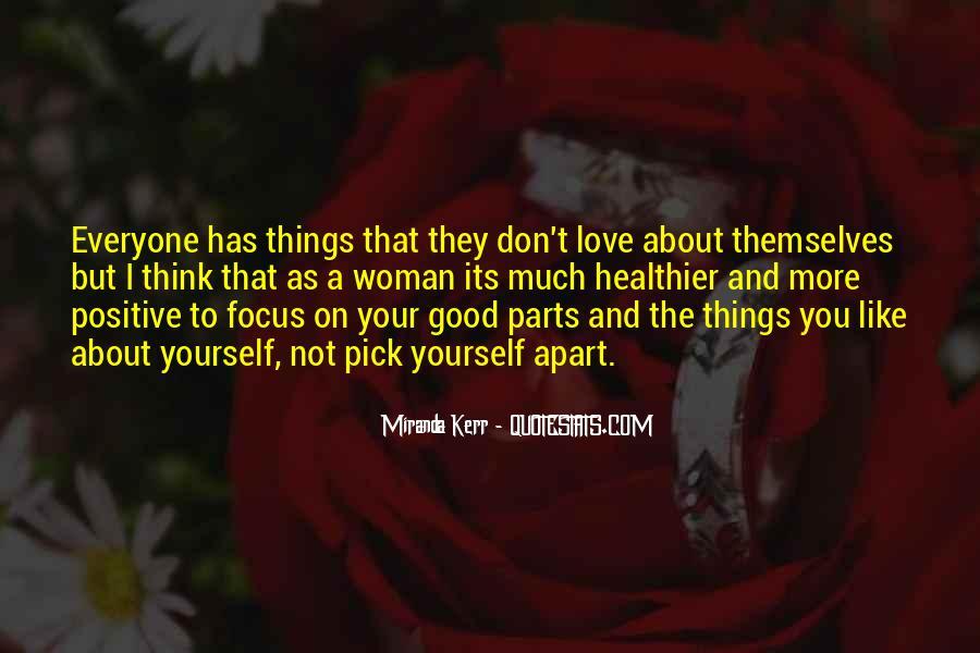 Miranda Kerr Quotes #1590836