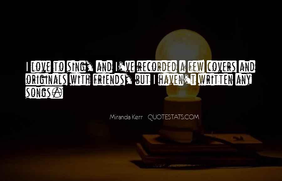 Miranda Kerr Quotes #1599241