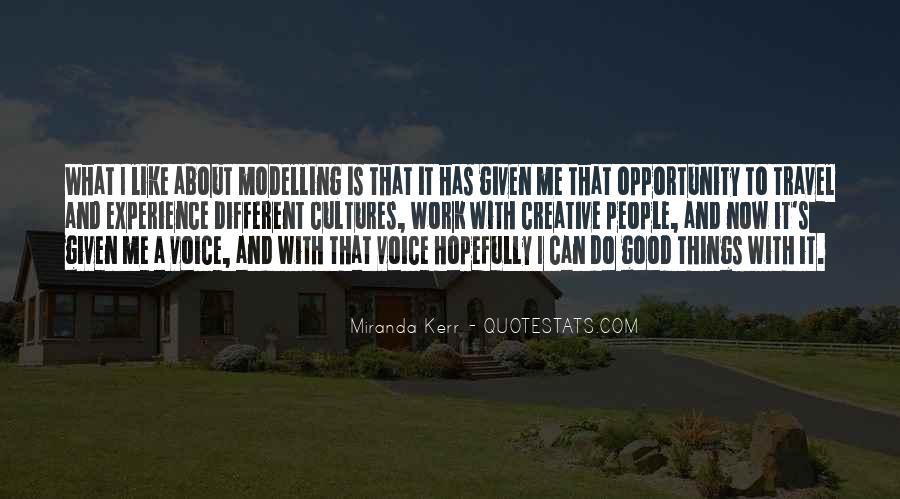 Miranda Kerr Quotes #1606083