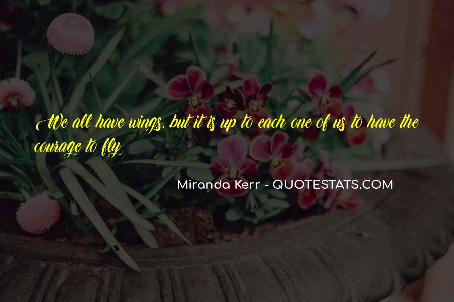 Miranda Kerr Quotes #1672044