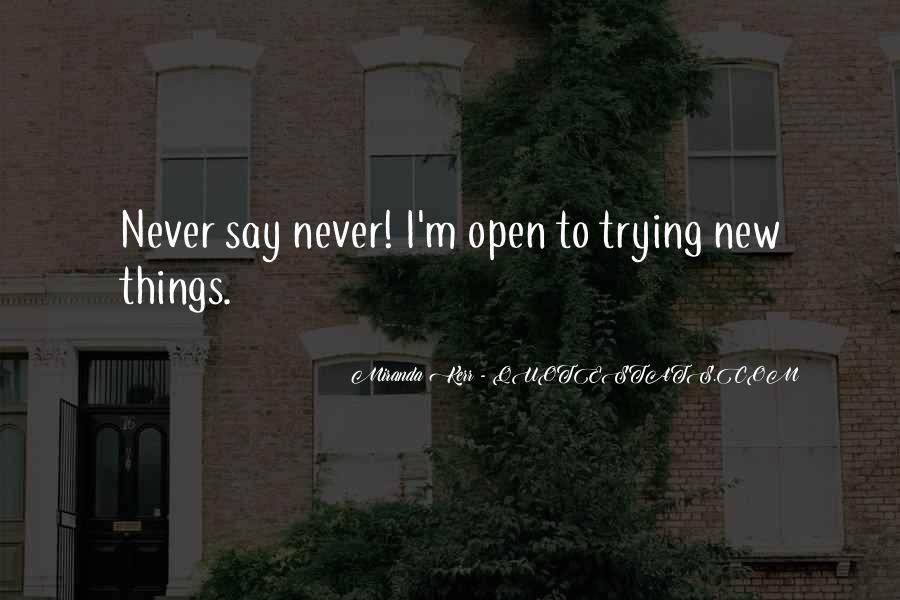 Miranda Kerr Quotes #1779271