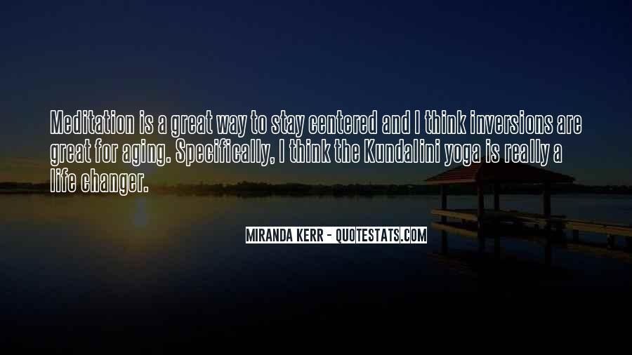 Miranda Kerr Quotes #1863759