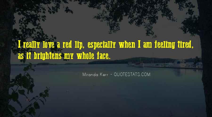 Miranda Kerr Quotes #341104