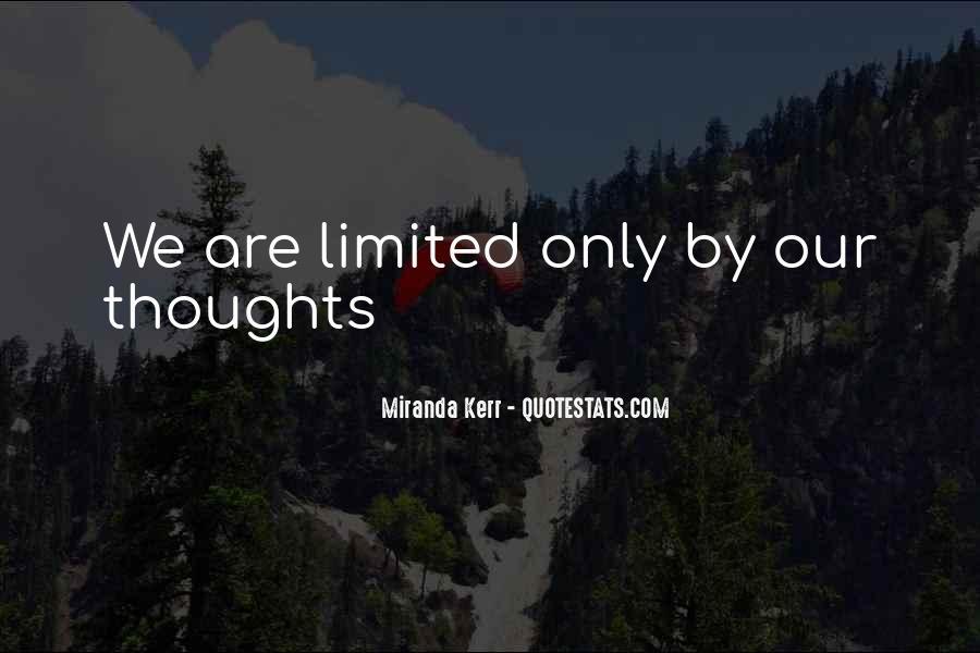 Miranda Kerr Quotes #459509