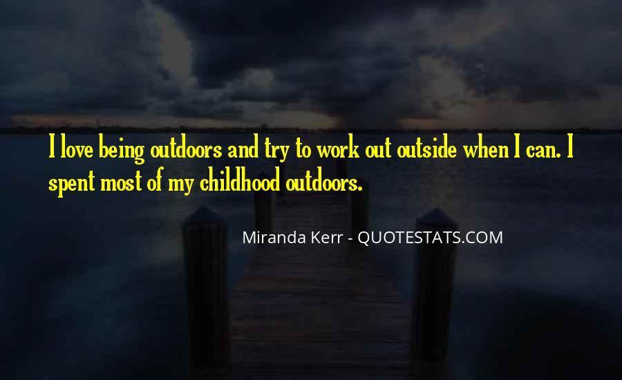 Miranda Kerr Quotes #547686