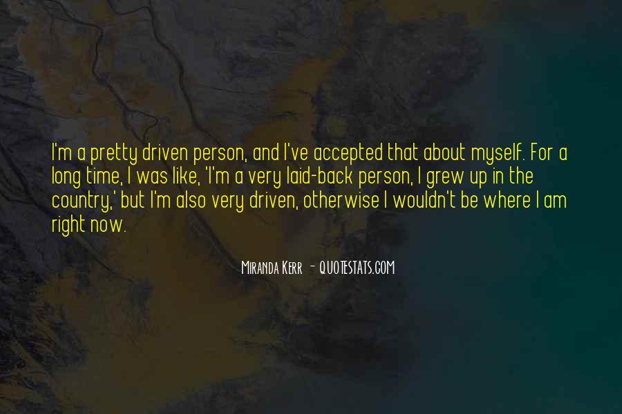 Miranda Kerr Quotes #73410