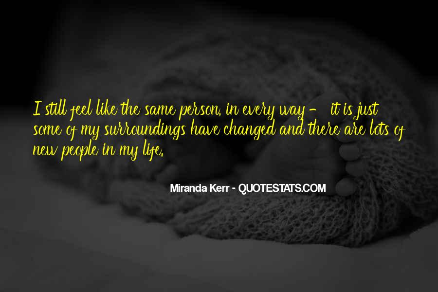 Miranda Kerr Quotes #870276