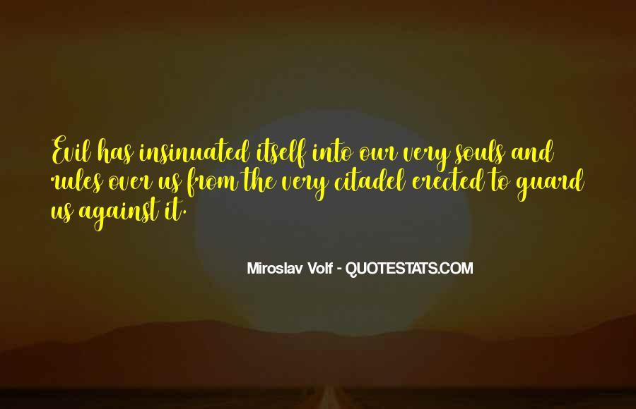 Miroslav Volf Quotes #1038046