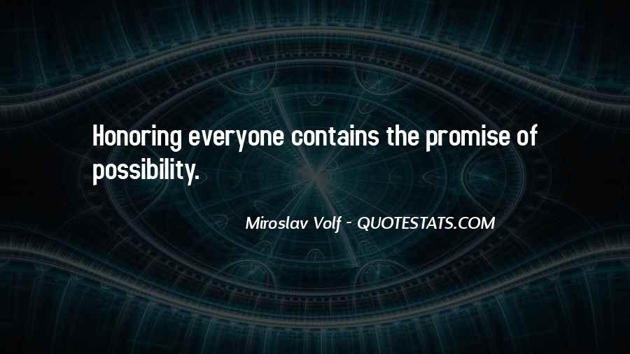 Miroslav Volf Quotes #1105049