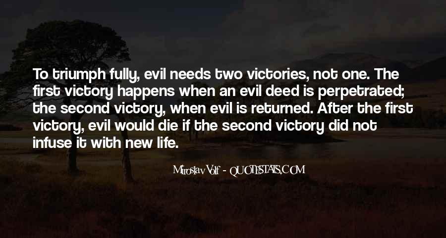 Miroslav Volf Quotes #1520167