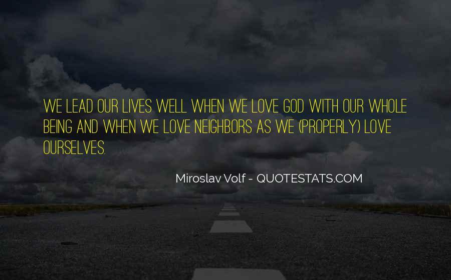 Miroslav Volf Quotes #1729784