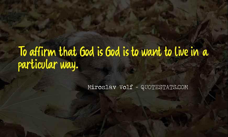 Miroslav Volf Quotes #998492