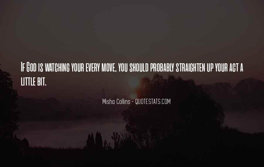 Misha Collins Quotes #1014854