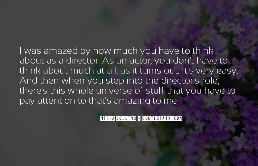 Misha Collins Quotes #1092638
