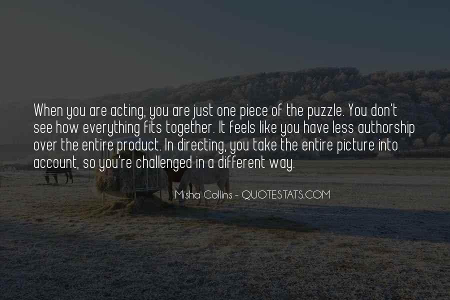 Misha Collins Quotes #1182994