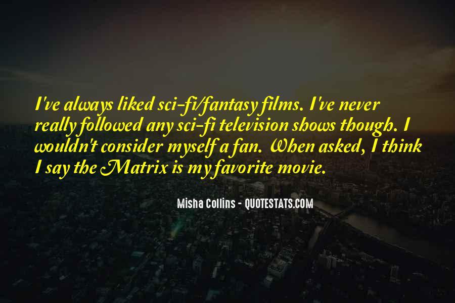 Misha Collins Quotes #1215715